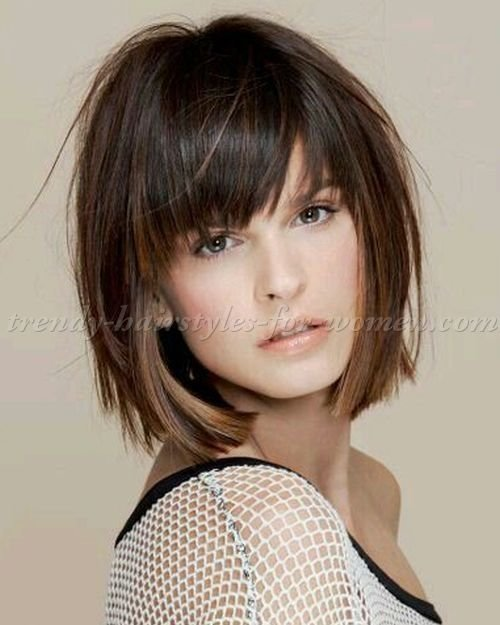 The Best Bob Hairstyles Bob Hairstyle With Bangs Short Hair In Pictures