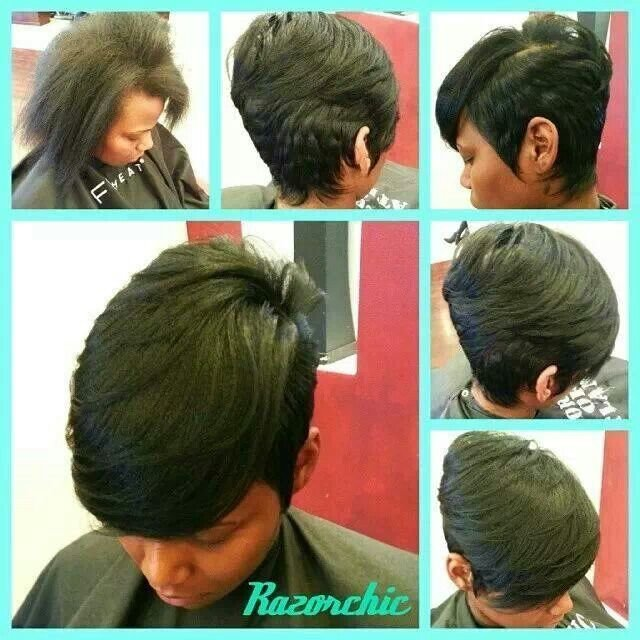 The Best Razor Chic Of Atlanta Hair Nails And Make Up Short Pictures