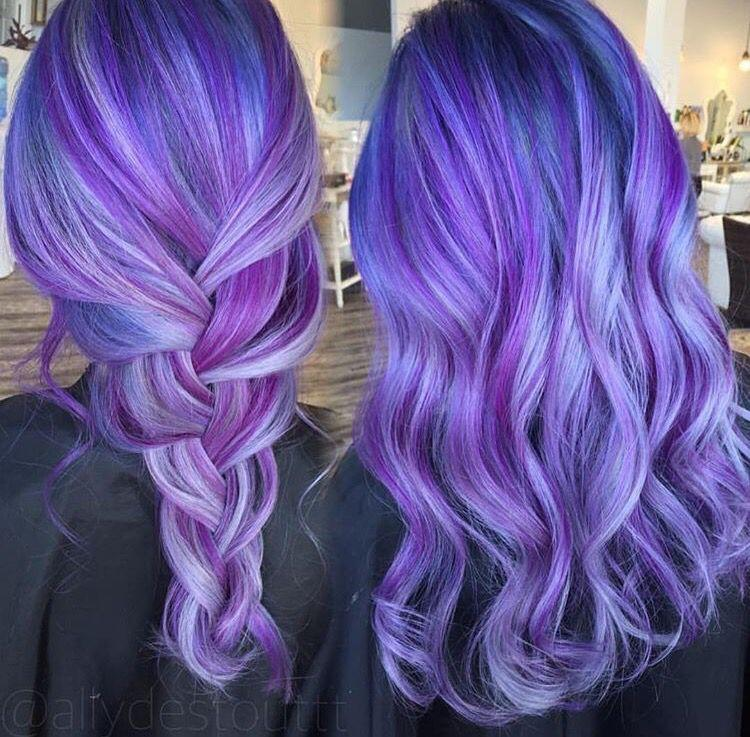 The Best Purple Blue Hair Color Appreciated By Www Pictures