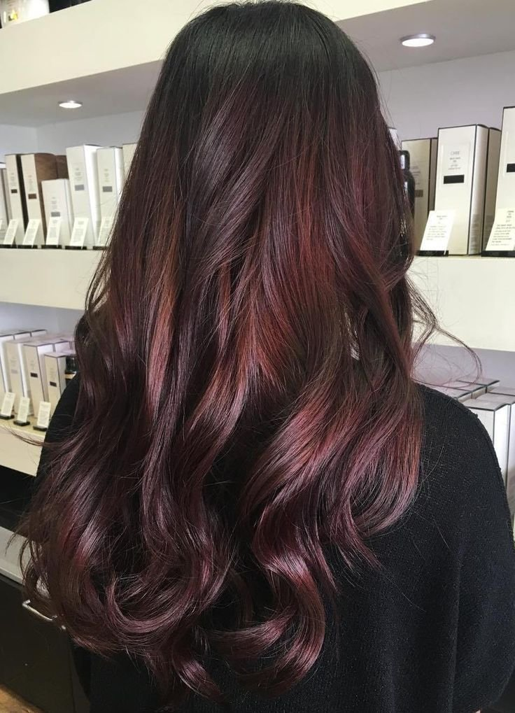 The Best Makeup Ideas 45 Shades Of Burgundy Hair Dark Burgundy Pictures