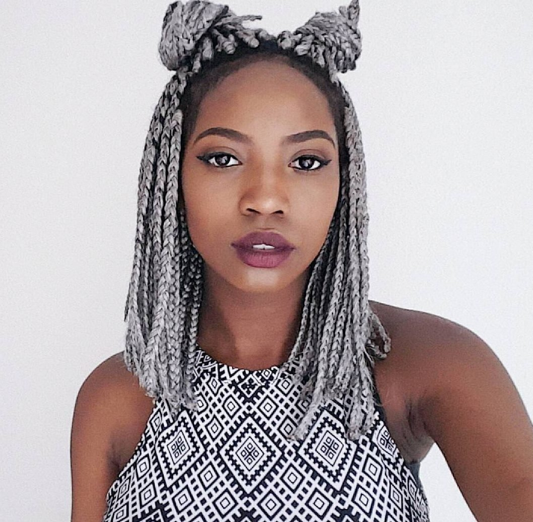 The Best Amazing Short Box Braids Hairstyles 2017 Andybest Tv Pictures