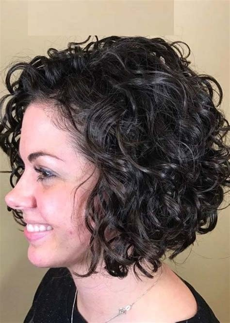 The Best Inspiring Short Curly Hairstyles For Women In 2019 Primemod Pictures