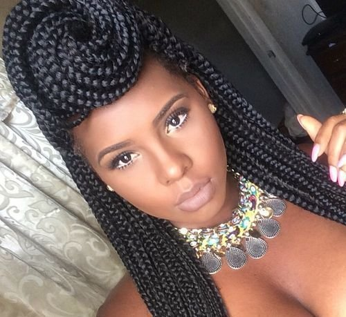 The Best 50 Exquisite Box Braids Hairstyles That Really Impress Pictures