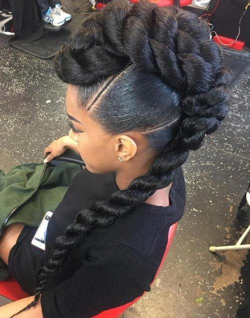 The Best 50 Superb Black Wedding Hairstyles Pictures