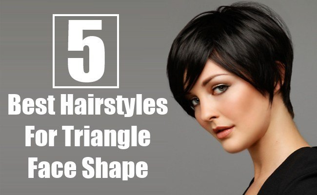 The Best 5 Best Hairstyles For Triangle Face Shape Style Presso Pictures