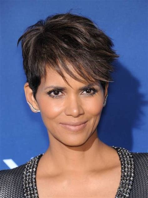 The Best 35 Trendiest Short Brown Hairstyles And Haircuts To Try Pictures