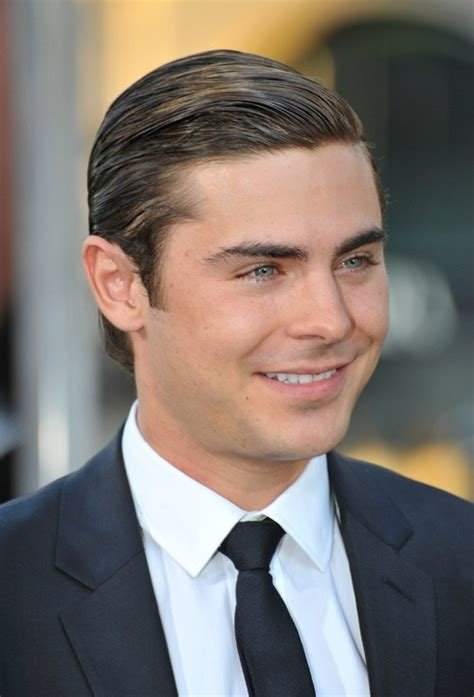 The Best Zac Efron Hairstyles – 20 Best Men's Hair Looks Pictures
