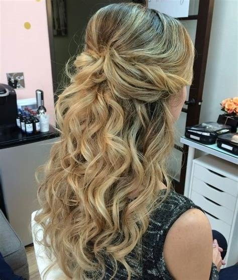 The Best 50 Half Up Half Down Hairstyles For Everyday And Party Looks Pictures