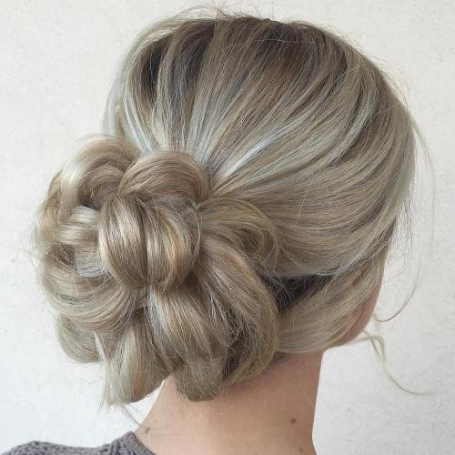 The Best 40 Updos For Long Hair – Easy And Cute Updos For 2019 Pictures