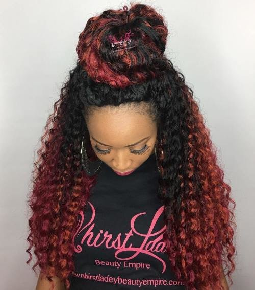 The Best 40 Crochet Braids Hairstyles For Your Inspiration Pictures