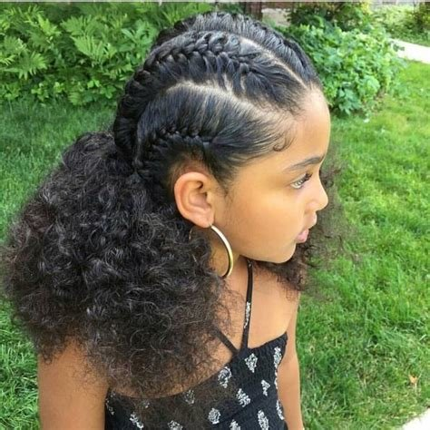 The Best 10 Cute Hairstyles For Black Children Afrocosmopolitan Pictures