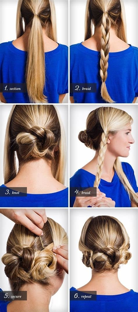 The Best Braids Twists And Buns 20 Easy Diy Wedding Hairstyles Pictures