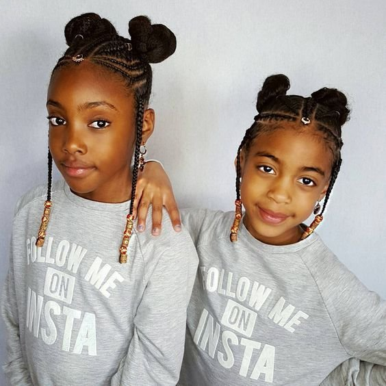 The Best Simple And Easy Back To School Hairstyles For Your Natural Pictures