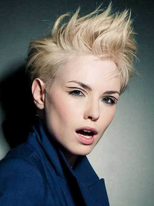 The Best 10 More New Cutting Edge Pixie Haircuts Crazyforus Pictures