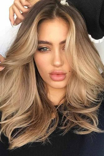 The Best 80 S*Xy Light Brown Hair Color Ideas Lovehairstyles Com Pictures