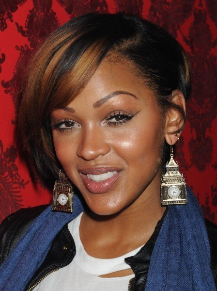 The Best Meagan Good Hairstyles Messymandella Pictures