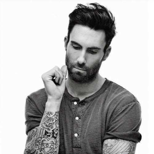The Best 45 Inspirational Mens Hairstyles For Oval Faces Menhairstylist Com Men Hairstylist Pictures
