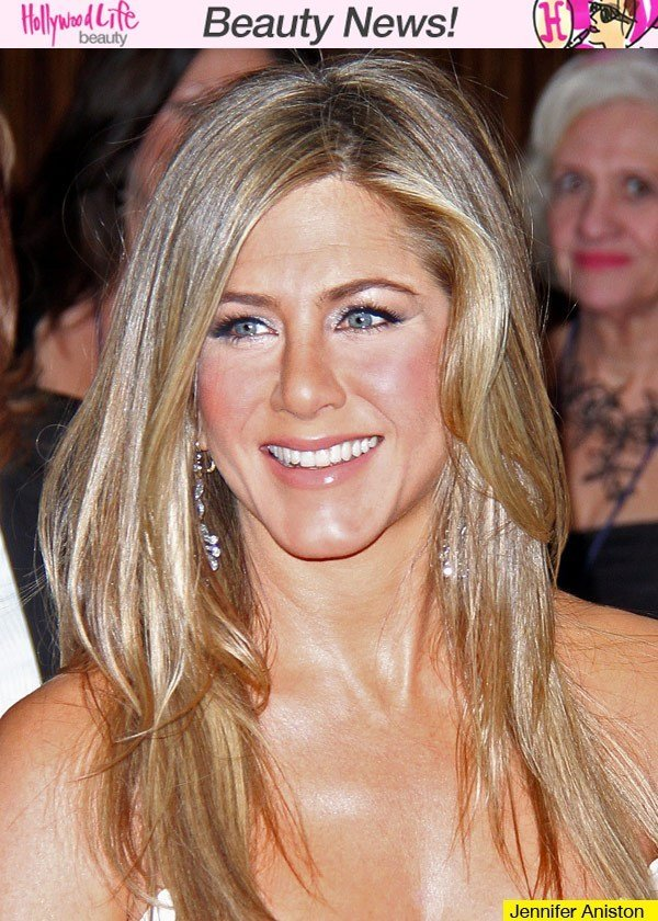 The Best Jennifer Aniston's Wedding Hair — Wants Loose Waves For Pictures