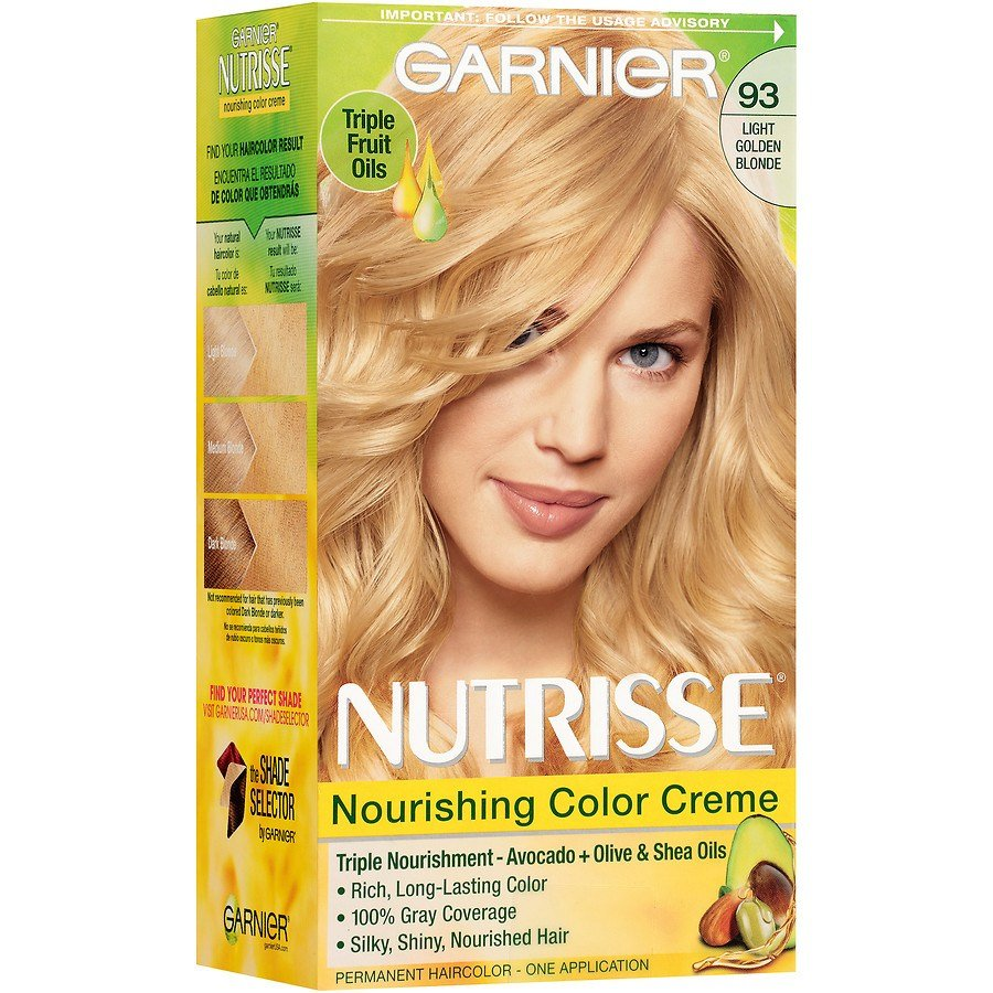 The Best Garnier Nutrisse Nourishing Color Creme Permanent Pictures