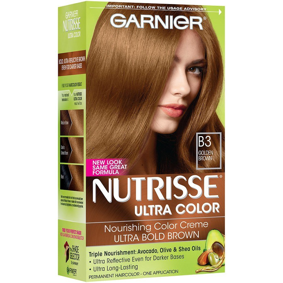 The Best Garnier Nutrisse Ultra Color Permanent Haircolor Walgreens Pictures