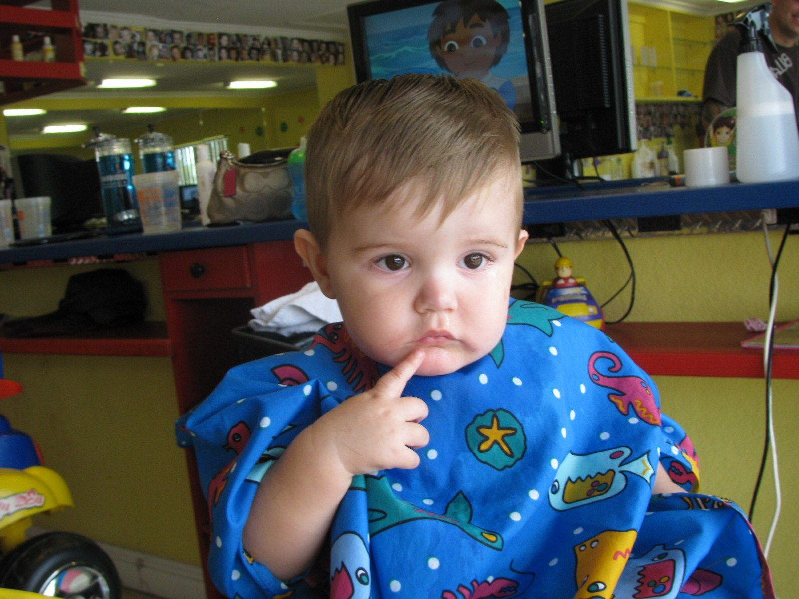 The Best Baby's First Haircut Sarasota Mom S Spot Pictures