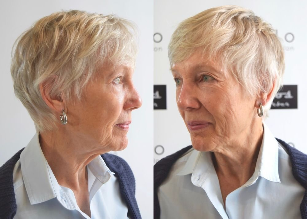 The Best Short Hair Women S Haircut By Morgan Oreeda Yelp Pictures