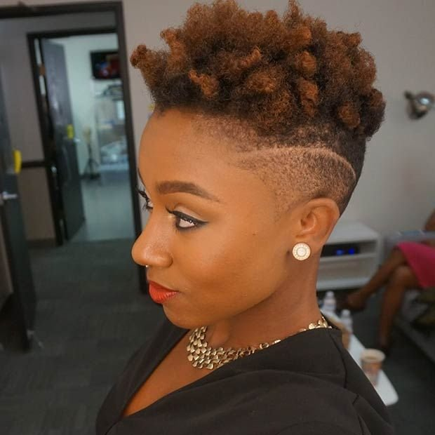 The Best 51 Best Short Natural Hairstyles For Black Women Page 3 Of 5 Stayglam Pictures