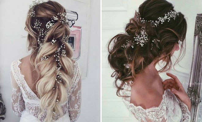 The Best 23 Romantic Wedding Hairstyles For Long Hair Stayglam Pictures