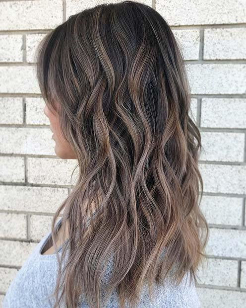 The Best 23 Winter Hair Color Ideas Trends For 2018 Stayglam Pictures
