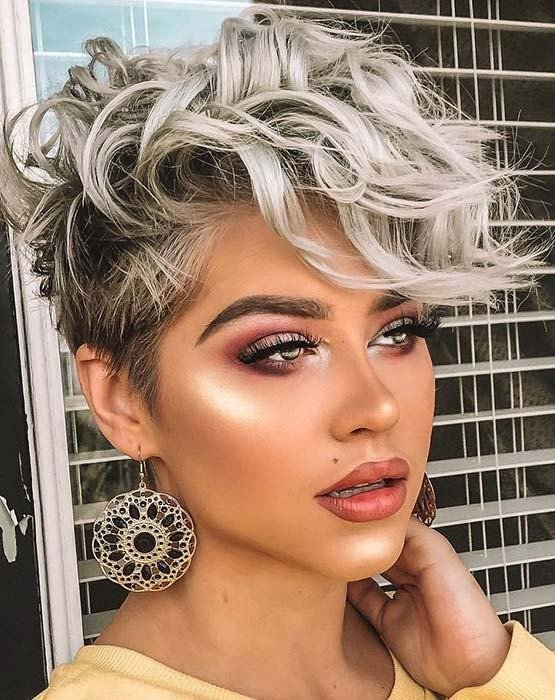 The Best Short Haircuts For Women To Copy In 2019 Crazyforus Pictures