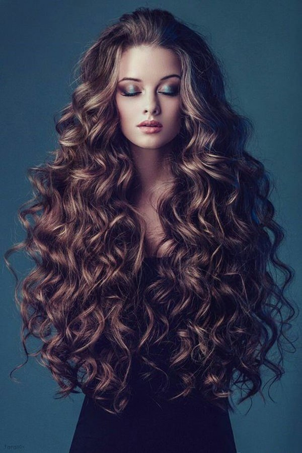 The Best 81 Stunning Curly Hairstyles For 2019 Short Medium Long Pictures