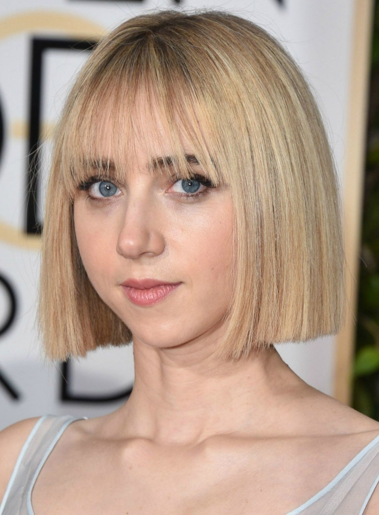 The Best Sorry Long Layers Blunt Haircuts Are Officially In Glamour Pictures