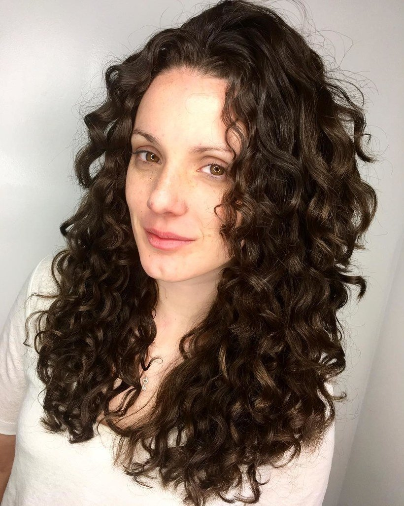 The Best Instagram Accounts For Curly Haircut Inspiration Pictures