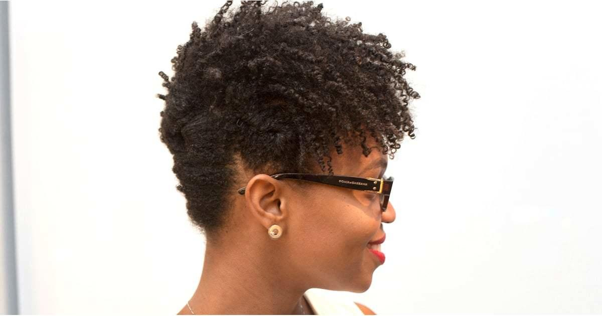 The Best How To Do An Updo With Natural Hair Popsugar Beauty Pictures