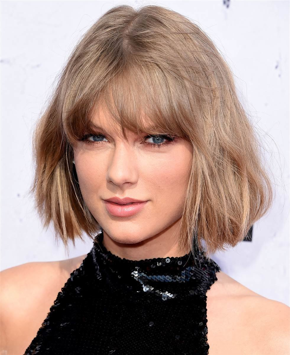 The Best Taylor Swift S Hair Goes From A Bob To A Sh*G — See The Look Today Com Pictures