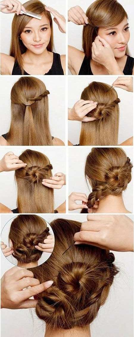 The Best 15 Lazy Girls Hairstyle Tips And Tricks That Can Be Done Pictures