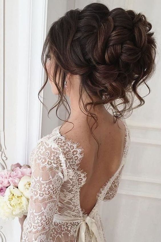 The Best Enchanting Wedding Hairstyles For All The Brides To Be Pictures