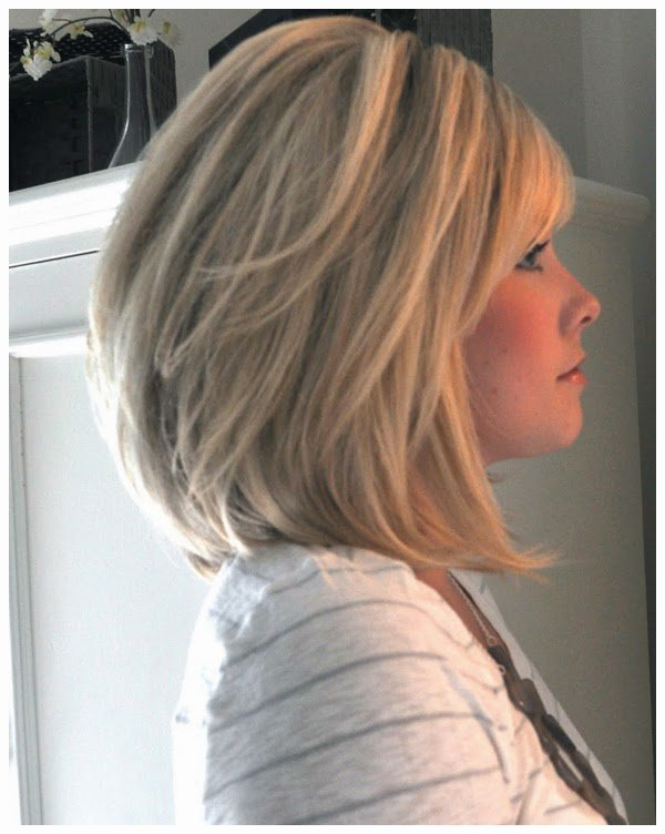 The Best Above Shoulder Length Hairstyles For Thick Hair Live Style Pictures