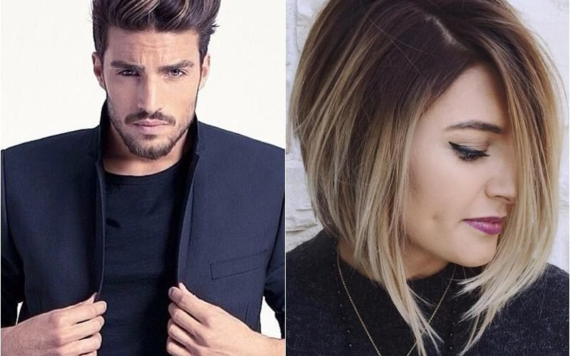 The Best Flourish Hairdo 9 Stylish Men's Hairstyles That Look Great On Women Aka The Best Unisex Pictures