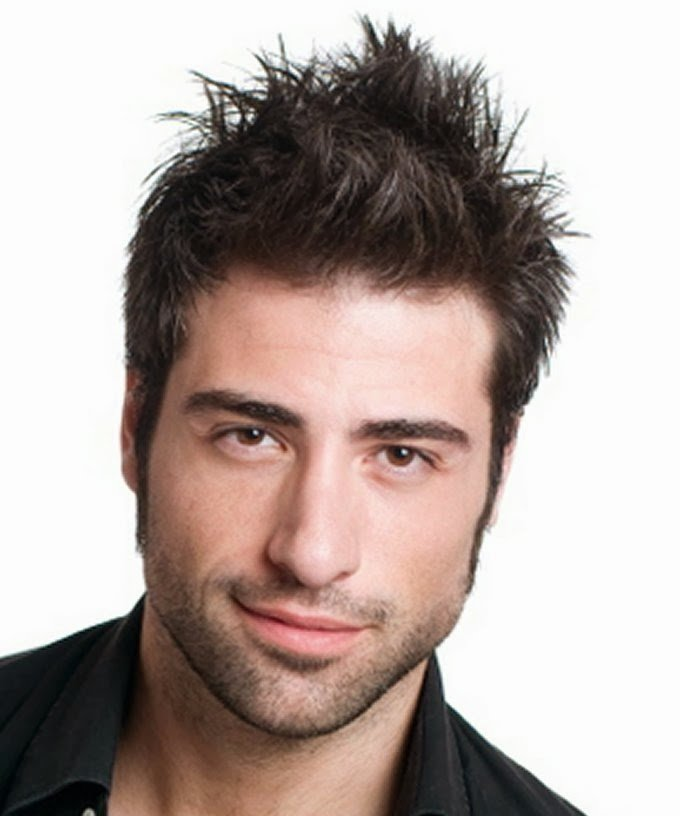 The Best 2014 Cool Hairstyle Trends For Men Latest Hairstyles Pictures