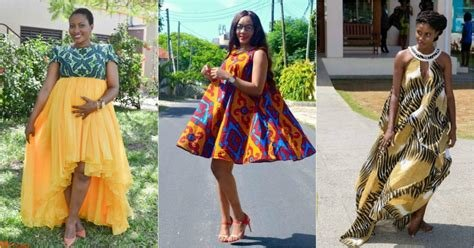 The Best 15 Super Stylish Ankara Styles For Pregnant Women Pictures