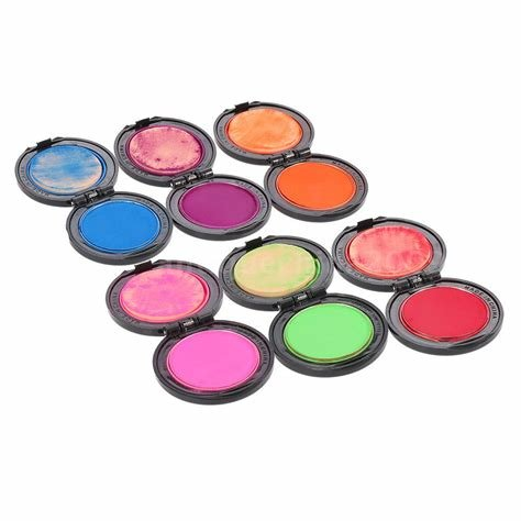 The Best 6 Color Temporary Hair Dye Hair Coloring Powder Salon Pictures