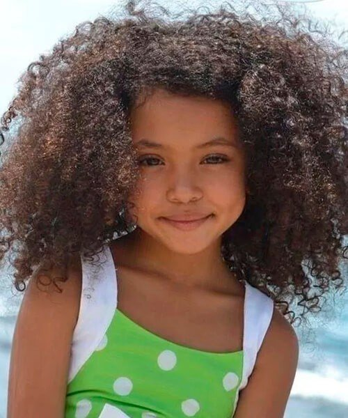 The Best 50 Beautiful Hairstyles For Little Black Girls Pictures