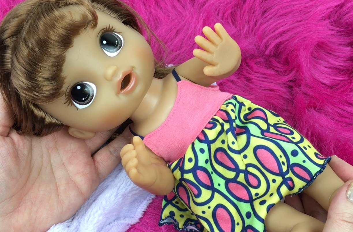 The Best Fun With Baby Alive Baby Alive Cute Hairstyles Baby Mae Pictures