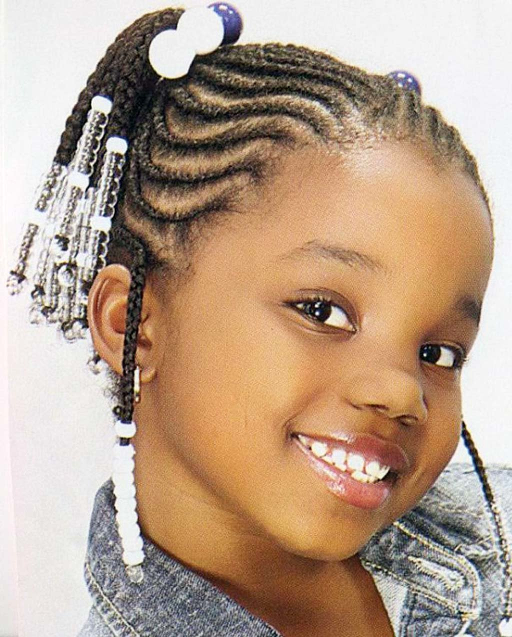 The Best 17 French Braid Hairstyles For Little Black Best And Pictures