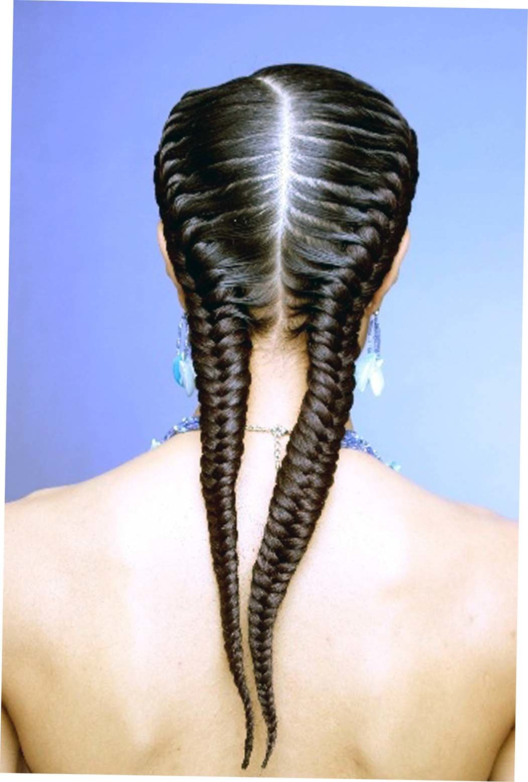 The Best 21 African American Fishtail Braids Hairstyles 2017 Pictures