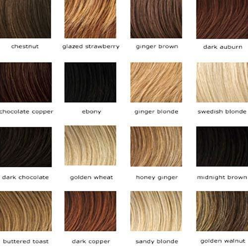 The Best Natural Hair Colors List 10 Reasons Why People Love Natural Hair Colors List Trendy Hair Ideas Pictures