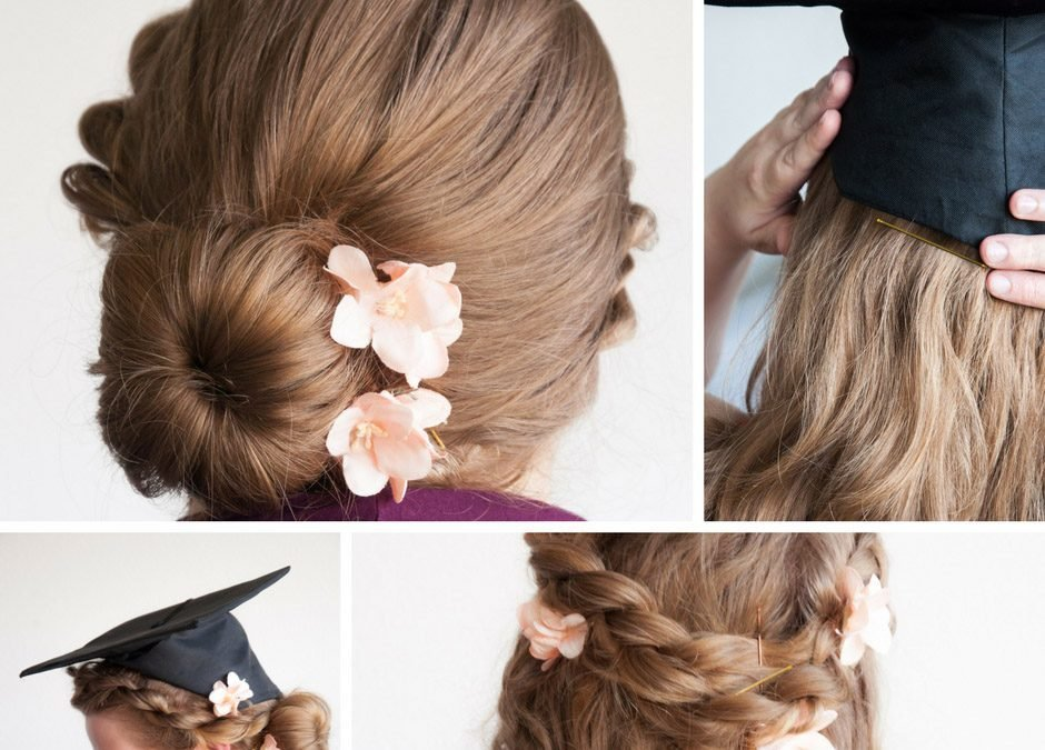 The Best 35 Graduation Hairstyles And 3 Hair Hacks To Achieve Them Pictures