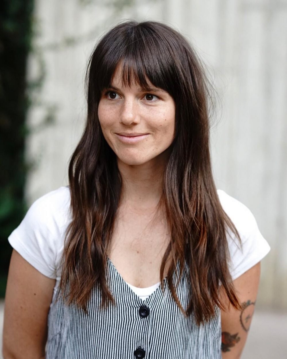The Best 37 Hottest Fringe Bangs Trending In 2019 Pictures