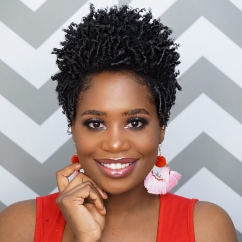 The Best 19 Short Natural Hairstyles For Black Women Hot On Pictures